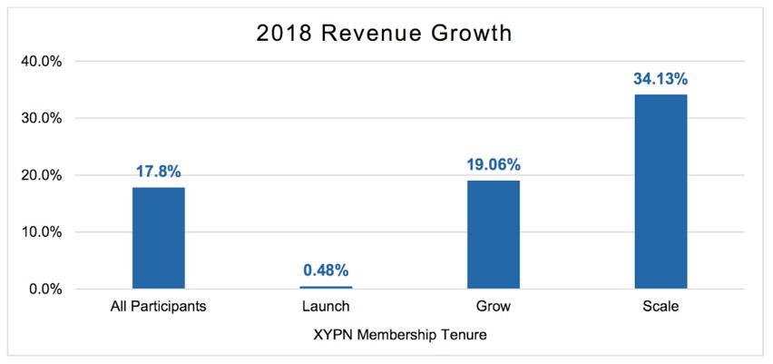 2018 Revenue Growth Year 2