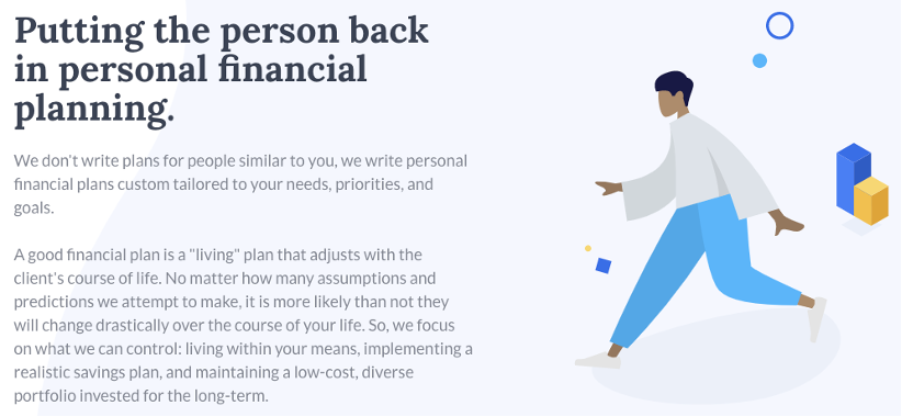 2050 Capital Financial Advisors Website