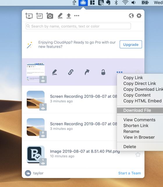 CloudApp 3