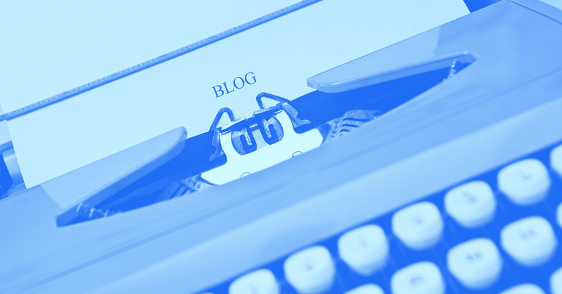 Top Blogs of 2018