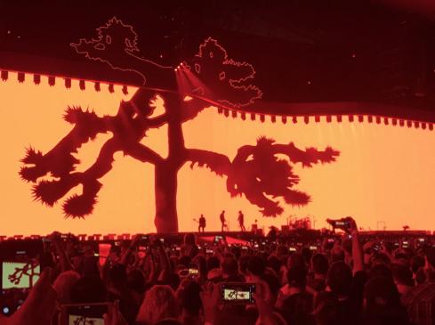 U2 Live in Concert