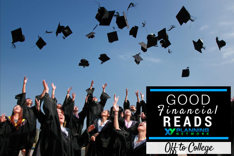 Good Financial Reads: Off to College