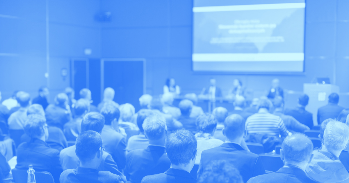How to Conference Like a Pro: What Would Arlene Say?