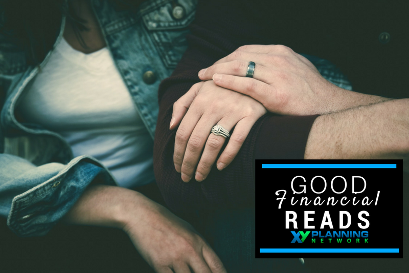 Good Financial Reads: Just Engaged!