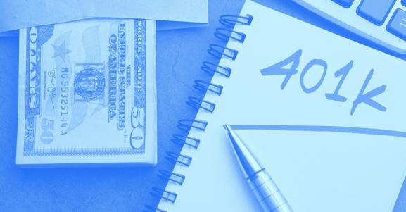 401(K) Saving & Investing