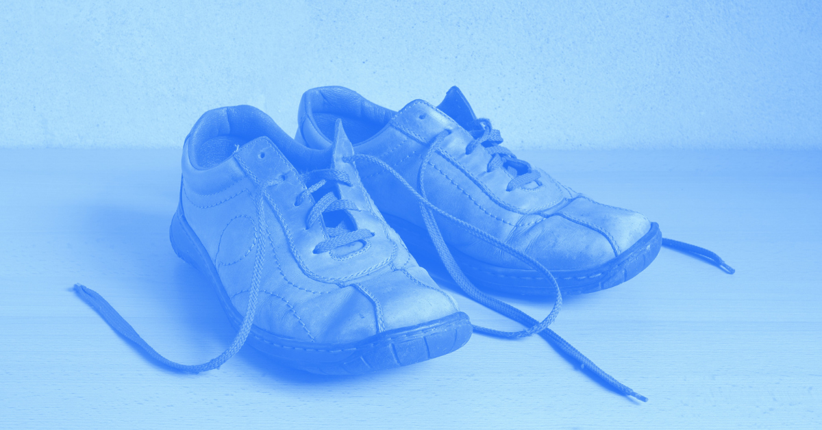 My Old, Worn-Out Shoes and Buying Meaningfully