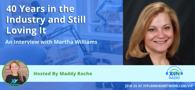 Ep #249: 40 Years In The Industry and Still Loving It: An Interview with Martha Williams