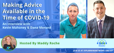Ep #251: Making Advice Available in the Time of COVID-19