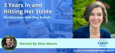 Ep #208: 3 Years In and Hitting Her Stride - An Interview with Meg Bartelt