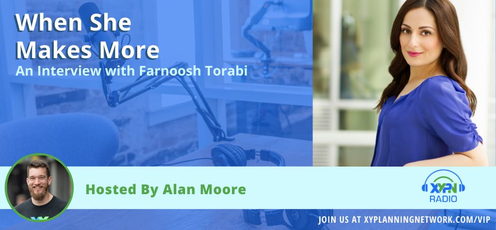 Ep #109: When She Makes More - An Interview With Farnoosh Torabi