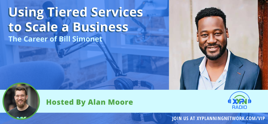 Ep #126: Using Tiered Services to Scale a Business – The Career of Bill Simonet