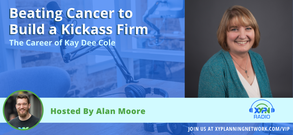 Ep #132: Beating Cancer to Build a Kickass Firm - The Career of Kay Dee Cole