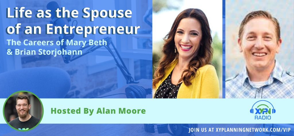 Ep #141: Life as the Spouse of an Entrepreneur - The Careers of Mary Beth and Brian Storjohann
