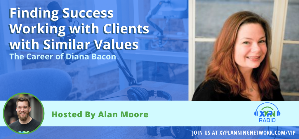 Ep #144: Finding Success Working with Clients with Similar Values – The Career of Diana Bacon
