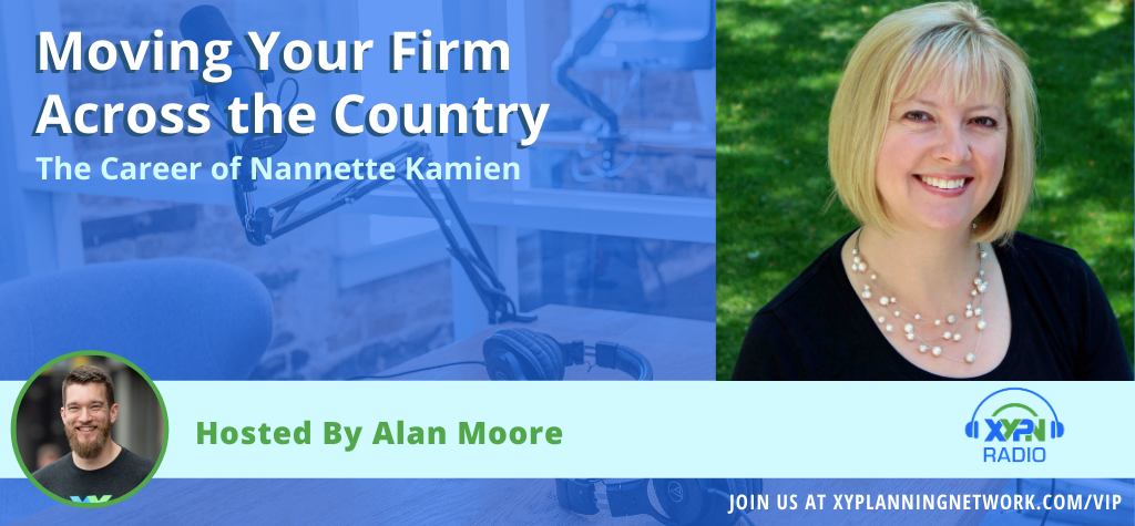 Ep #107: Moving Your Firm Across the Country - The Career of Nannette Kamien