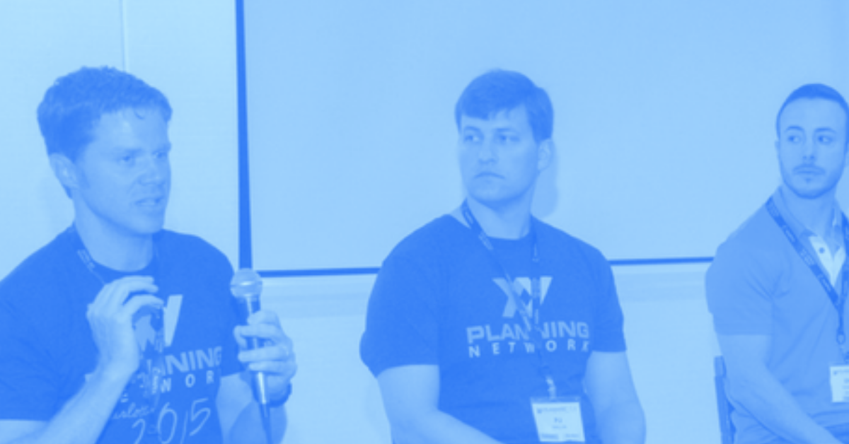 Go to the XY Planning Network Conference and FinCon 2015 -- for Free