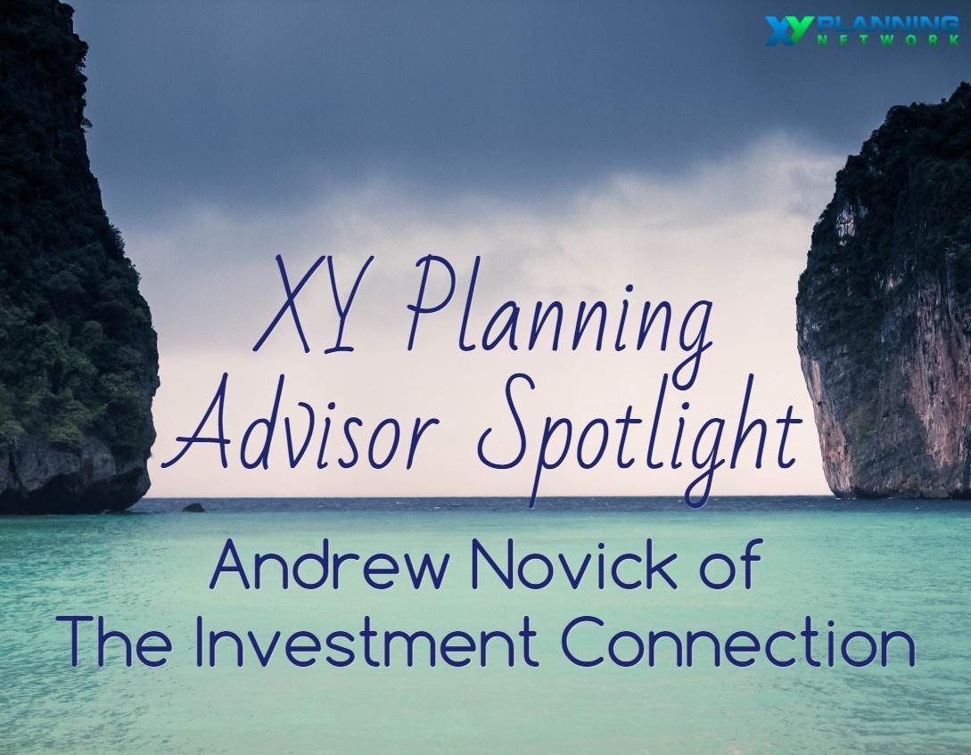 Andrew Novick XYPN Advisor Spotlight