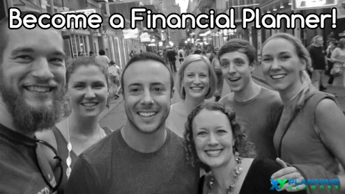 Becoming a Financial Planner