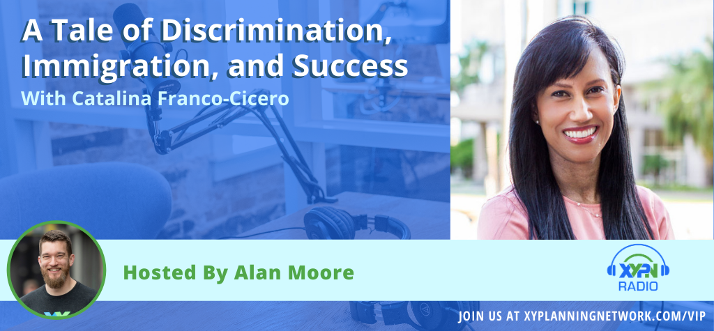 Ep #71: A Tale of Discrimination, Immigration, and Success - The Career of Catalina Franco-Cicero
