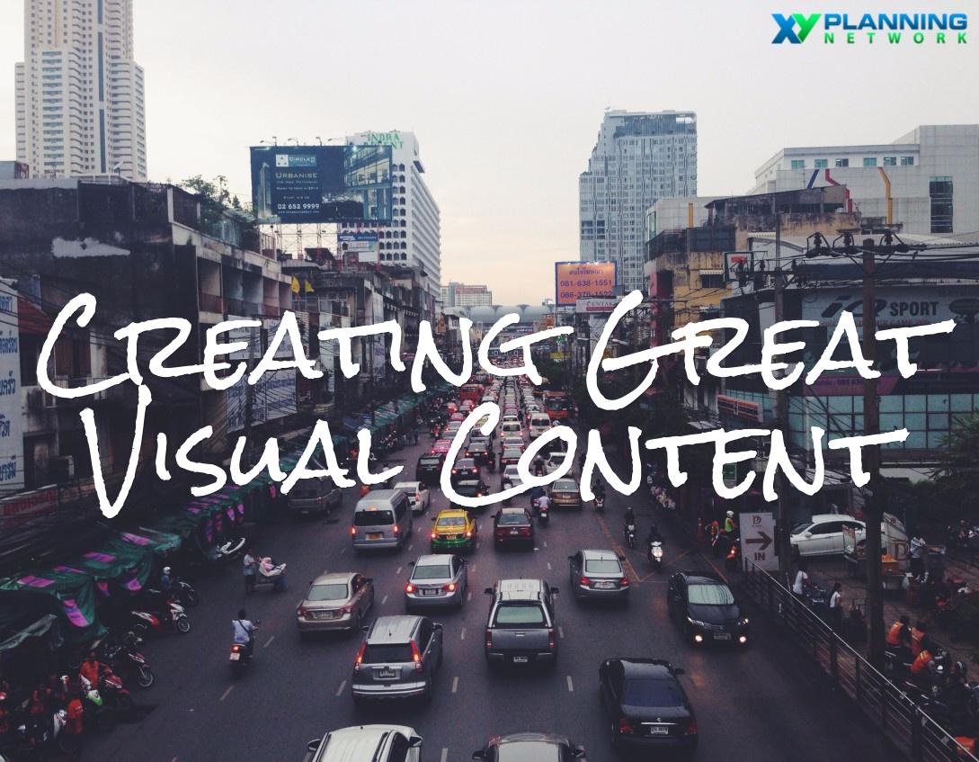 Creating Visual Content