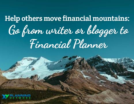 Putting Your Financial Education to Work: From Writer to Planner