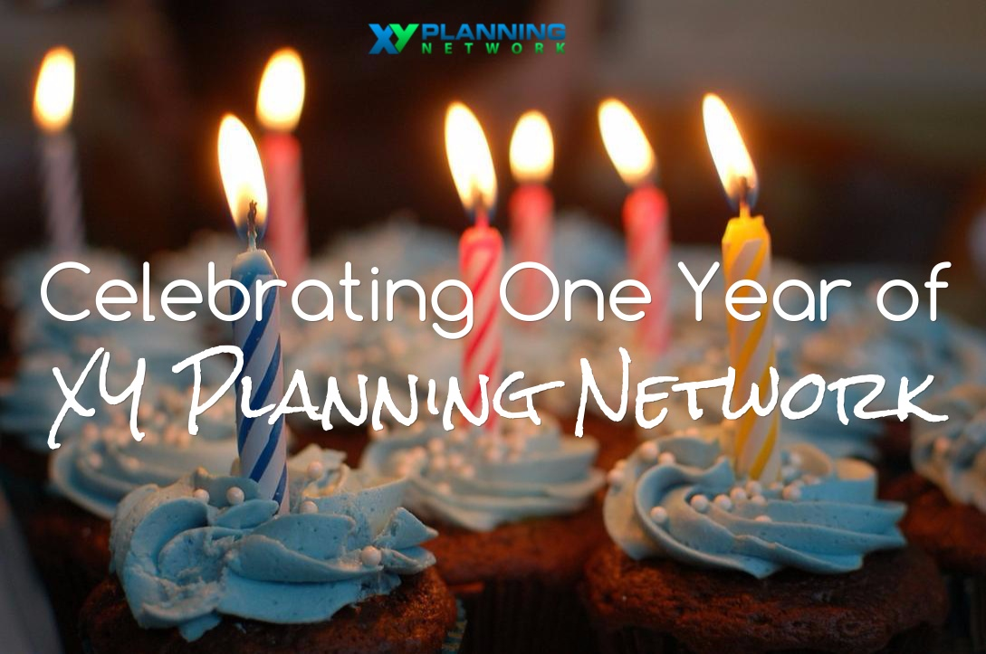 Happy Birthday XY Planning Network