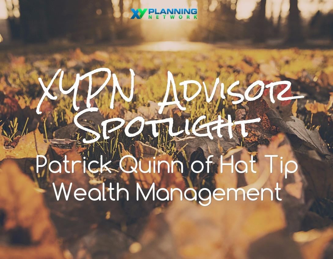 Patrick Quinn Member Spotlight