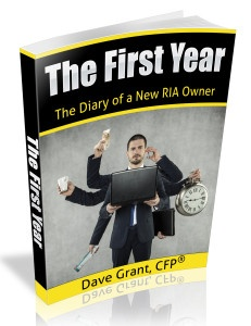 Tips on Running Your New Financial Planning Practice from Dave Grant