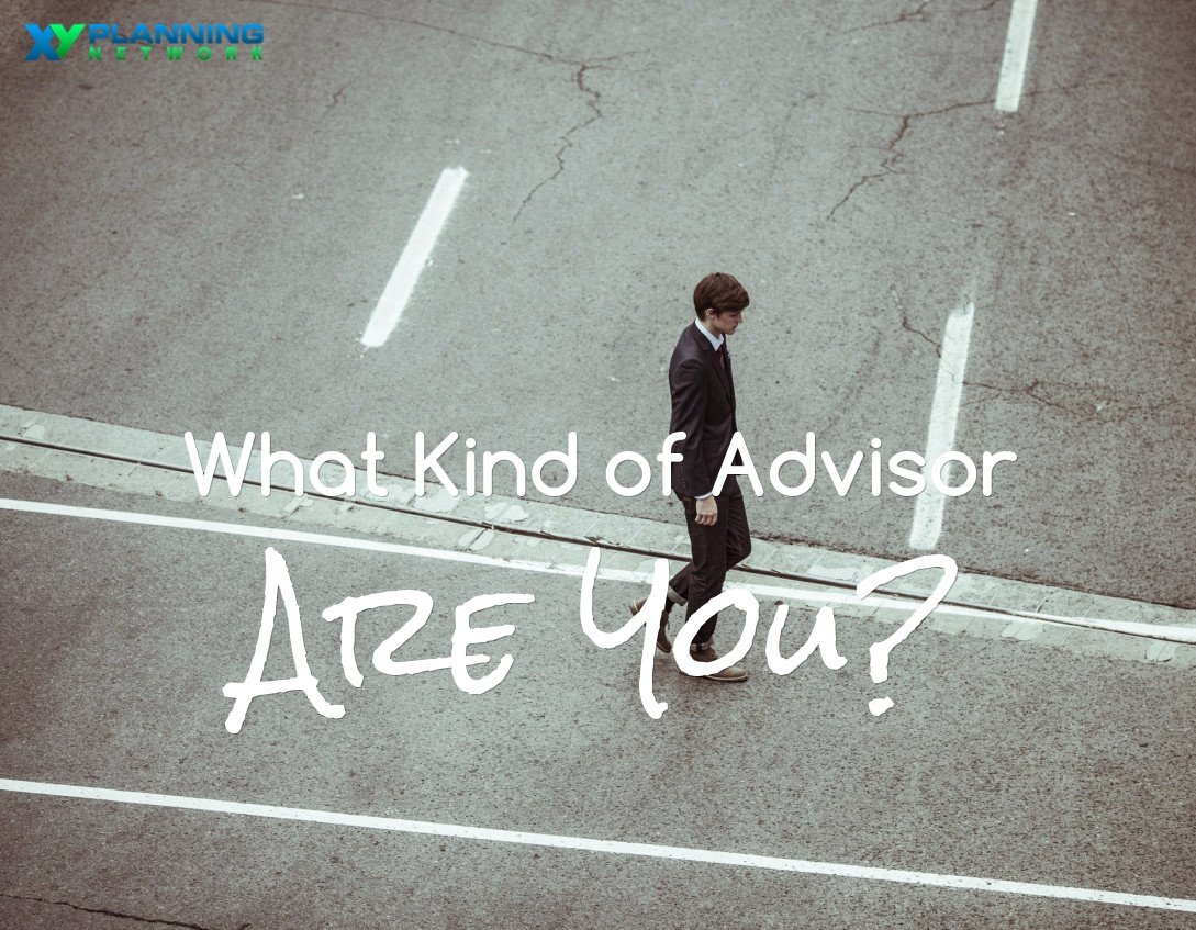 What Type of Financial Advisor Are You?