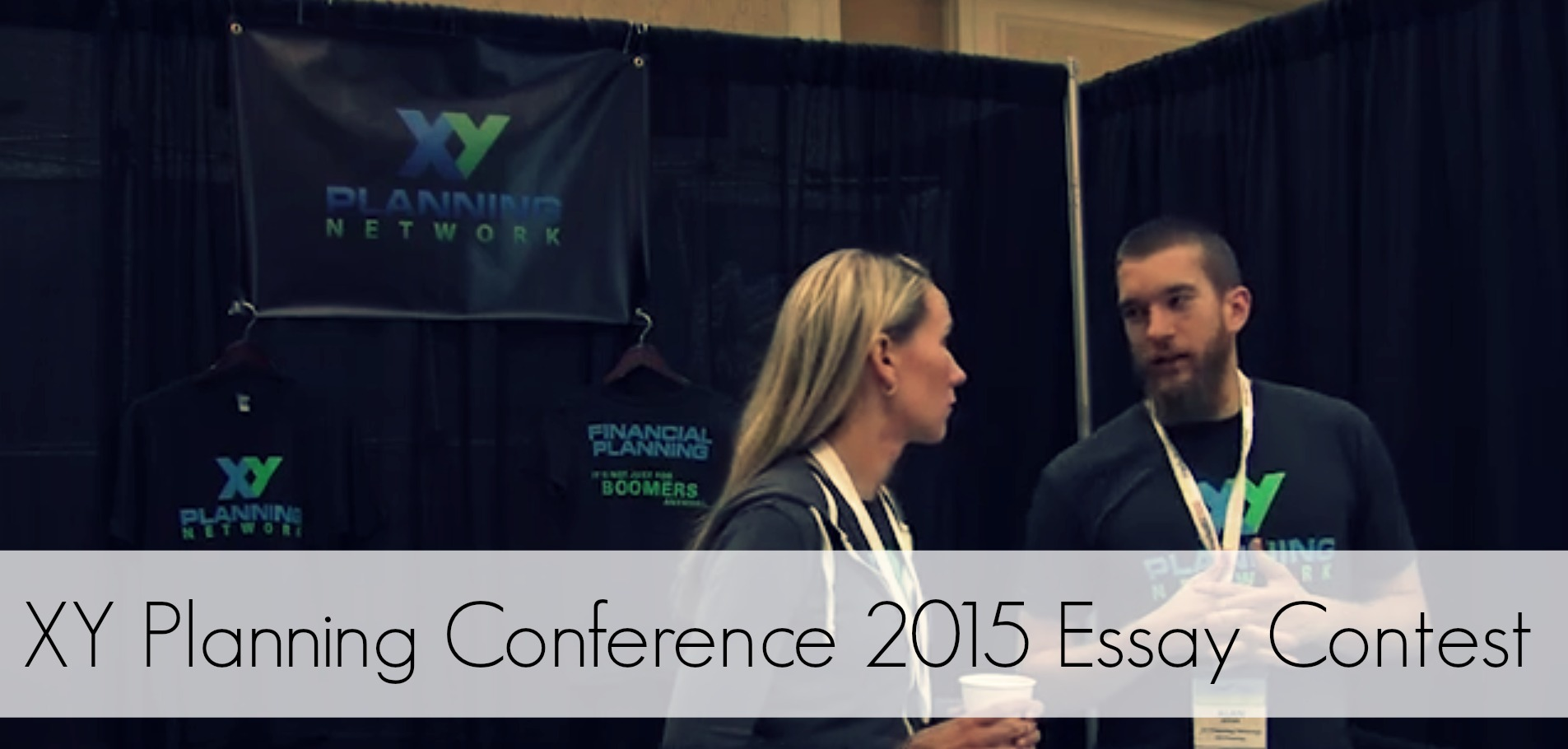 XY Planning Conference 2015 Essay Contest