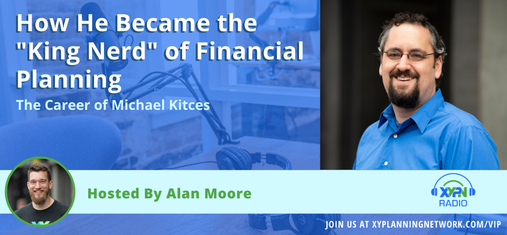 Ep #1: The Career of Michael Kitces - How He Became the