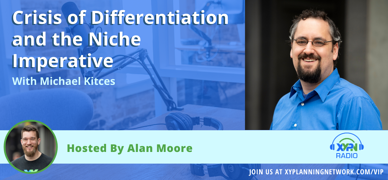 Ep #11: Crisis of Differentiation and the Niche Imperative