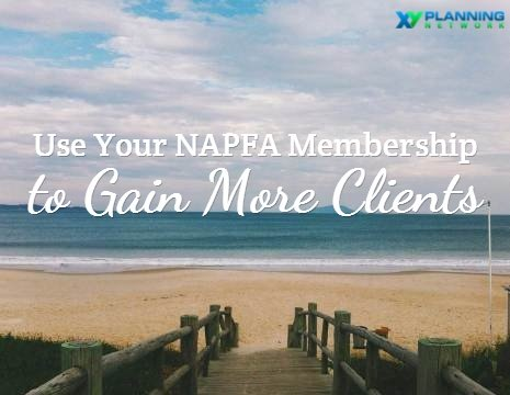 Leveraging Your NAPFA Membership to Get Clients