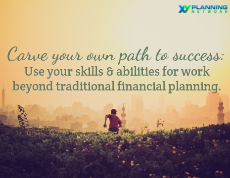 You can get paid as a financial planner for more than just financial planning.