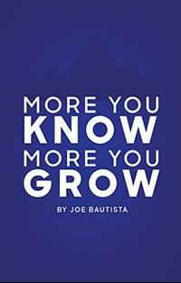 Joe Bautista Book