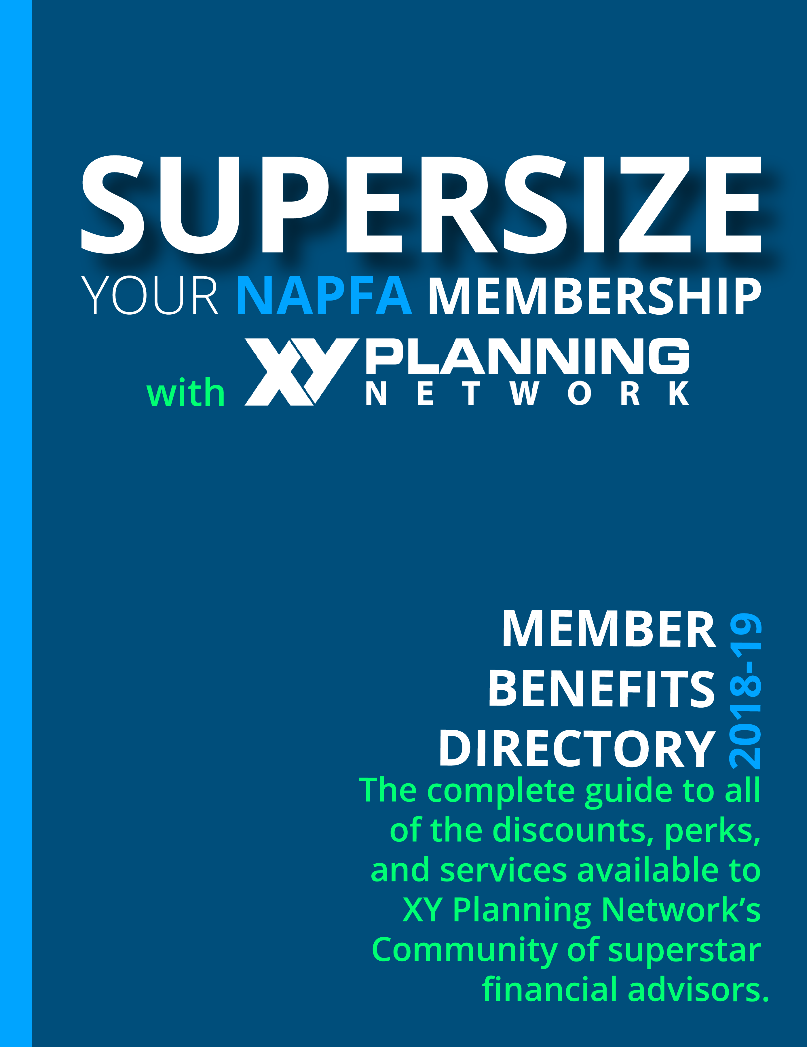 Supersize Your NAPFA Membership Cover