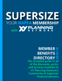 Supersize Your NAPFA Membership Cover