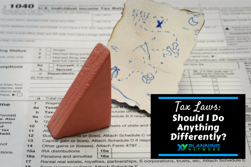 Tax Laws_ Should I Do Anything Differently_