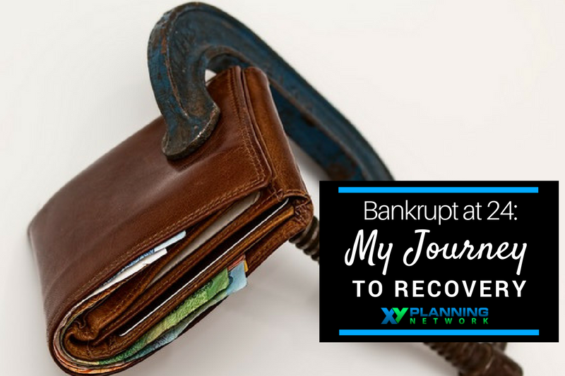 Bankrupt at 24: My Journey to Recovery