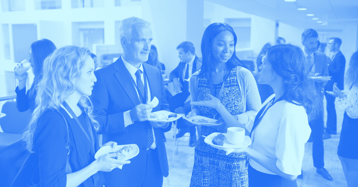 Networking for Extroverts - A Guide: What Would Arlene Say?