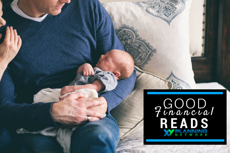 Good Financial Reads: And Baby Makes Three!