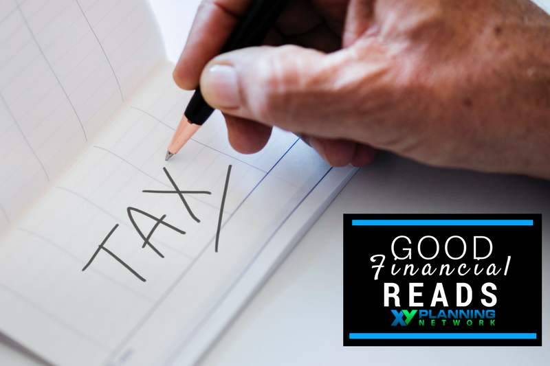 Good Financial Reads: Last-Minute Tax Advice