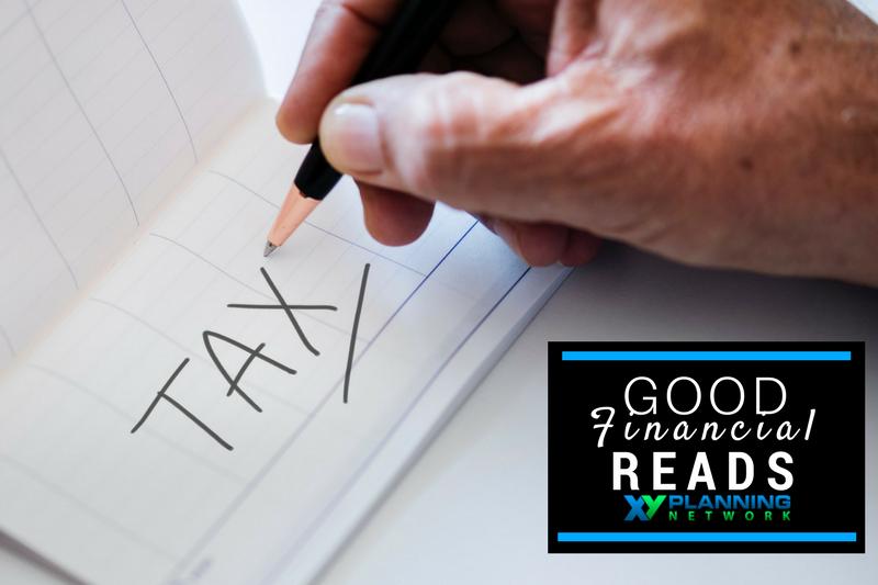 Good Financial Reads: Last-Minute Tax Advice
