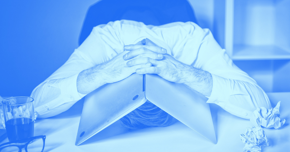 Suffering from Job Burnout? How to Prevent Your Career from Running Your Life