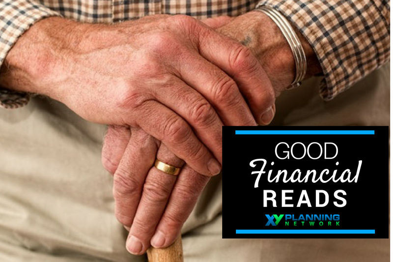 Good Financial Reads: Elderly Care